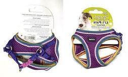 Coastal Pet Lil Pals Mesh Step-in Dog Harness xs Orchid
