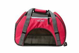 Bergan Comfort Carrier, Small, Berry Pink