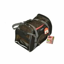 Bergan Comfort Carrier Soft-Sided Pet Carrier Large With Whe