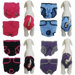 Comfort Potty Pads Training Pants Reusable Female Diapers Fo