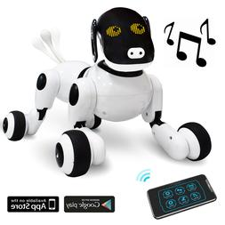 Contixo Robot Electronic Dog Walking Puppy Smart Pet Toy Kid