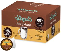 CozyUp 100-Count Specialty Dark Roast Blend Coffee Pods for