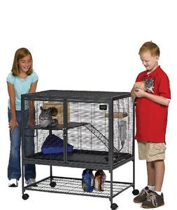 MidWest Critter Nation Animal Habitat with Stand, Single Uni