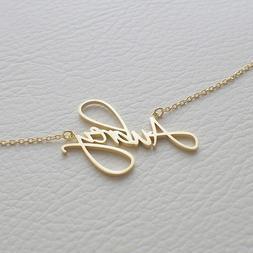 Custom Name Necklace ladies beautiful name unique personaliz