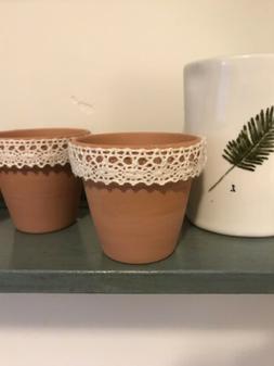 Cute Hand Made Terra cotta Planter Pot For Plant