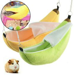 Cute Pet Warm Guinea Pig Bed House Small Animal Hamster Rat