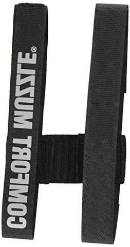 Coastal Pet Products DCP1311 Dog Comfort Muzzle, Medium, Bla