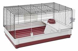 Deluxe Bunny Rabbit Cage Guinea Pig ferrets Small Pet Home W