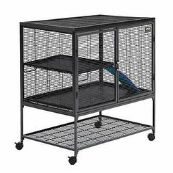 MidWest Homes for Pets  Deluxe Critter Nation Single Unit Sm