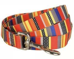 Blueberry Pet Designer Dog Leash, Nautical Flags, Size S, NE