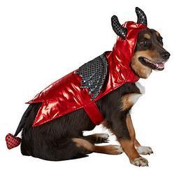 Devil Halloween Dog Pet Costume Medium