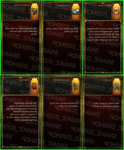 Diablo 3 - Xbox One - Playstation 4 - Nintendo Switch - Cosm