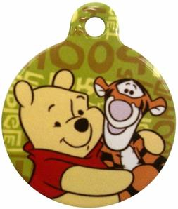 Platinum Pets Disney 1.5-Inch Smartphone Pet ID Tag with GPS
