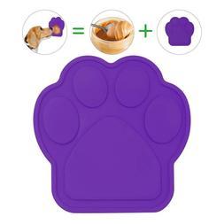 Dog Bath Toy, Bath Buddy for Pets, Dog Lick Pad Spreading Pe