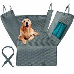 Dog Car Seat Cover Carrier Mat Cushion Waterproof Mesh Pet S