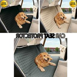 Dog Car Seat Protector  SUV Car Cover Waterproof Cat Dog Pet
