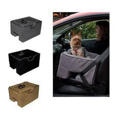 Dog Cat Booster Car Seat Travel Pet Gear Medium Large Sizes