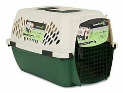 Dog Cat House Kennel Porter Carrier Plastic Safe Car Durable