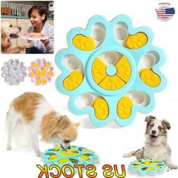 Dog Food Toy Pet Smart Puzzle Interactive Toys Improve IQ Tr