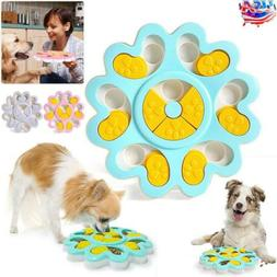 Dog Food Toys Pet Smart Puzzle Interactive Toys Puppy Traini