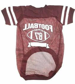 dog football jersey bark athletics 87 shirt
