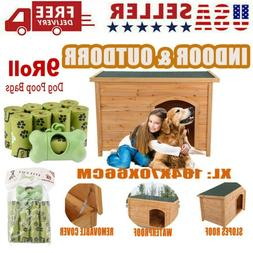 dog house outdoor for small to large