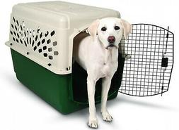 XL Dog Kennel Portable Travel Crate Pet Carrier Airline Appr