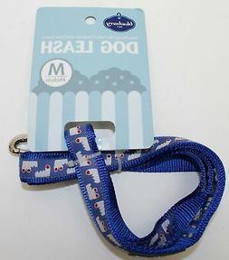 Blueberry Pet Dog Leash, Medium, Blue - NEW