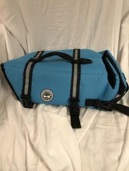 dog life jacket adjustable vest pet safety