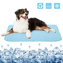 dog pet ice cooling mat pad gel
