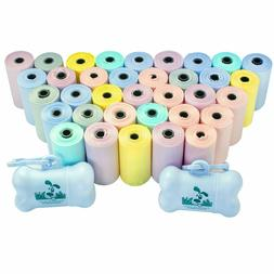 Downtown Pet Supply Dog Pet Waste Poop Bags Pastel