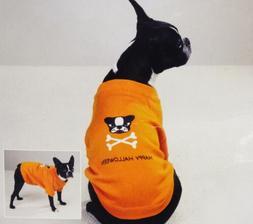 Casual Canine Dog Puppy Pet Glow In The Dark Orange Hallowee