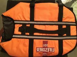 Dog Safety Life Jacket Vest Preserver keep your pet safe.