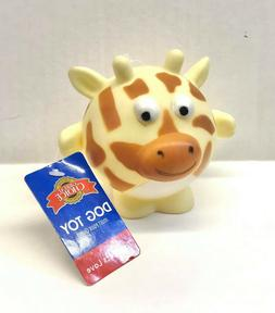 Dog Squeak Toy Great Choice Vinyl Giraffe Toys Pets Love