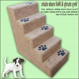 Dog steps. Doggy stairs.Pet furniture, Dogs furniture. 30 in