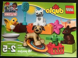 LEGO DUPLO 10838 Family Pets NISB For Kids Age 2-5