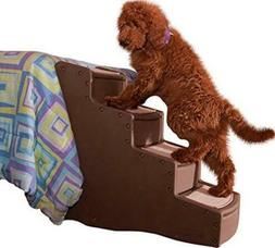 Pet Gear Easy Step IV Pet Stair, Brown
