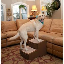 Pet Gear Easy Steps II Extra Wide Large Dog 2 Step Stair Cho