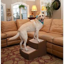 "Pet Gear Easy Step II Extra Wide Pet Steps size: 22""L x 20""W"