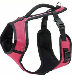 PetSafe EasySport Reflective Pink Adjustable Dog Harness w/H