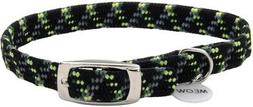 Coastal Pet Elastacat Reflective Safety Collar with Charm Bl