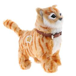 Electronic Pet Cat Toys Meow Toys for Boys and Girls Gifts 2
