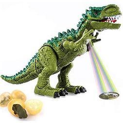 Electronic Pets TEMI Walking Dinosaur Toys For Kids Boys Gir