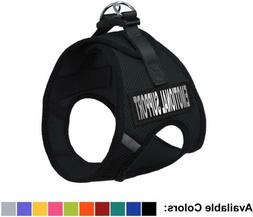 Emotional Support Dog Vest Step In Soft Mesh No Pull Harness