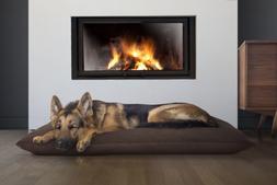 FurHaven™ Envelope High Loft Pillow Dog Bed Pet Bed