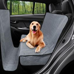 Extra Large Coverage Pet Dog Truck Car Seat Cover Rear Back