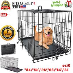 extra large dog crate kennel 48 42