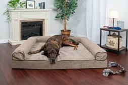 FurHaven Pet Cooling, Orthopedic, Memory Foam Chenille Soft