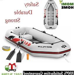 Fishing Kayak Boat Inflatable Kayak 2 3 Person Set with High
