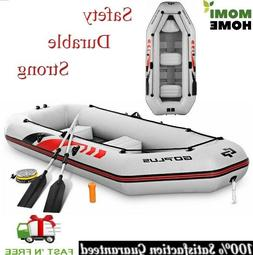 Fishing Kayak Boat Inflatable Kayak 3 4 Person Set with High